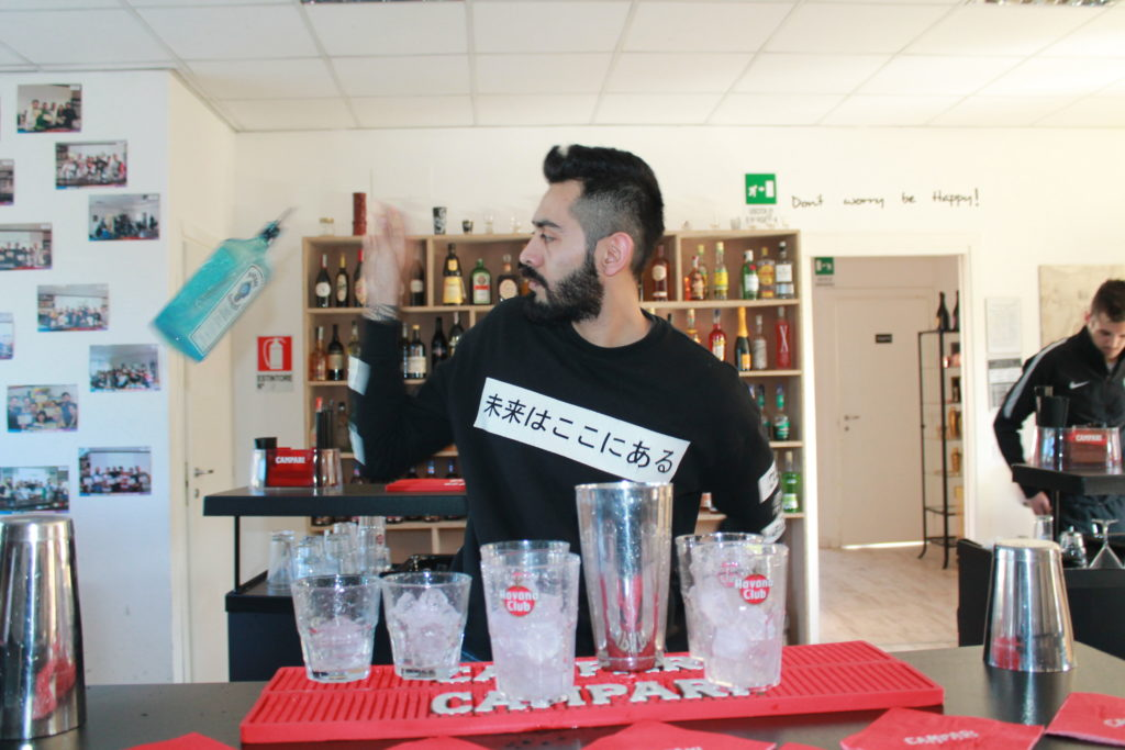 corso barman advanced