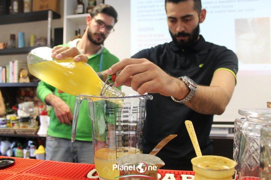 corso mixology